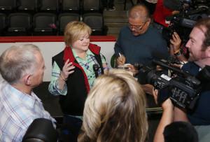 Judy Dennis Reporters