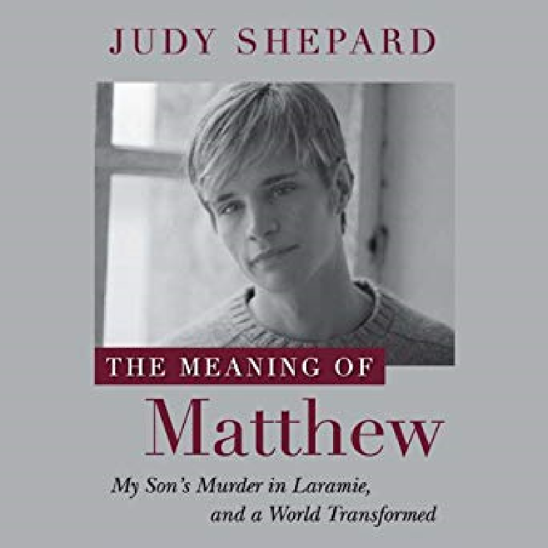 The Meaning of Matthew Book Cover