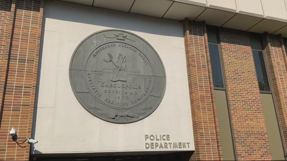 Charleston Police Headquarterts