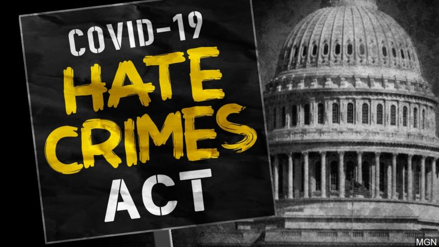 COVID 19 Hate Crimes Act